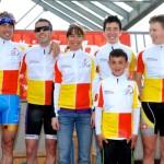 Championnat romand 2013, Route à Ependes/FR