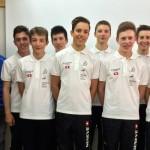 Les membres de Bikeinlove Cycling Management s'investissent