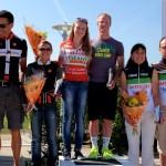 Nombreux podiums au Défi Boscardin