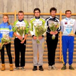 Rayan Lazzarelli, vainqueur à l'Omnium genevois de cyclo-cross