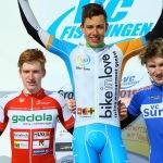Jonathan Ruga vainqueur hier à Oberwangen (Thurgovie)