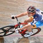 Nette victoire de Jonathan Ruga au premier Omnium 2016 sur piste à Genève