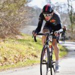 Martin Fanger vainqueur en solitaire de la 3e manche du Giron de la Côte